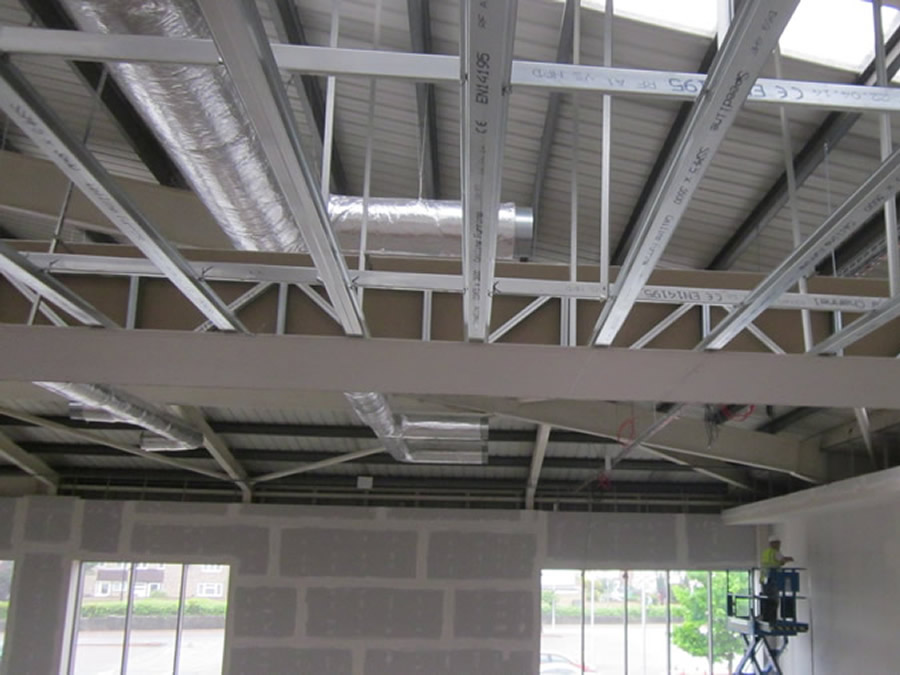 Nis Developments Services Partitions And Ceilings